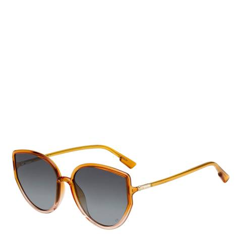 Dior Women's Orange Sunglasses 58mm