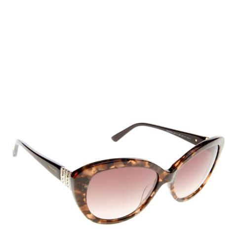 SWAROVSKI Women's Tortoiseshell Sunglasses 58mm
