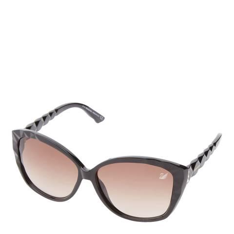 SWAROVSKI Women's Black Sunglasses 60mm