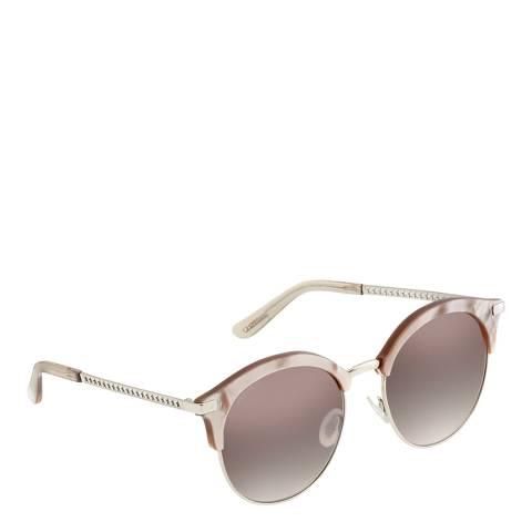 Jimmy Choo Women's Nude Jimmy Choo Sunglasses 55mm