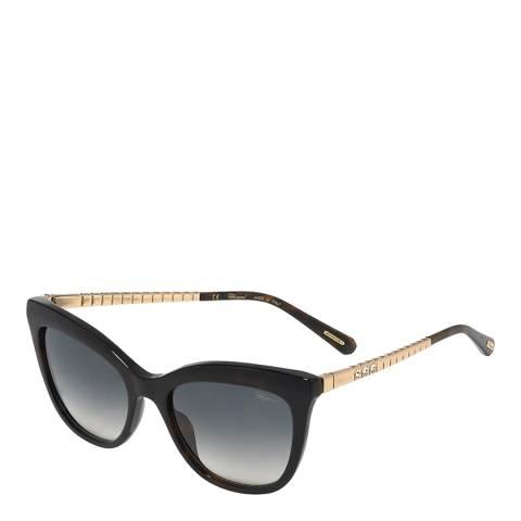 Chopard Women's Tortoiseshell Sunglasses 54mm