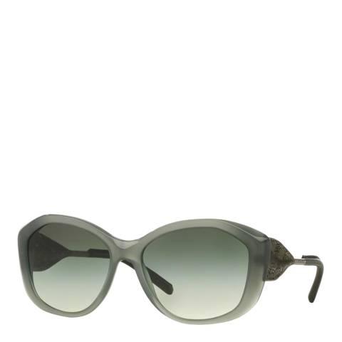 Burberry Women's Green Sunglasses 57mm