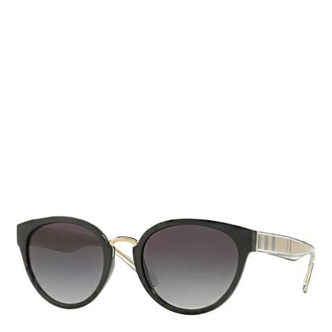 Burberry Women's Black Sunglasses 53mm