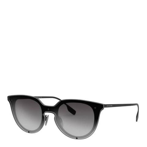 Burberry Women's Black/Grey Burberry Sunglasses
