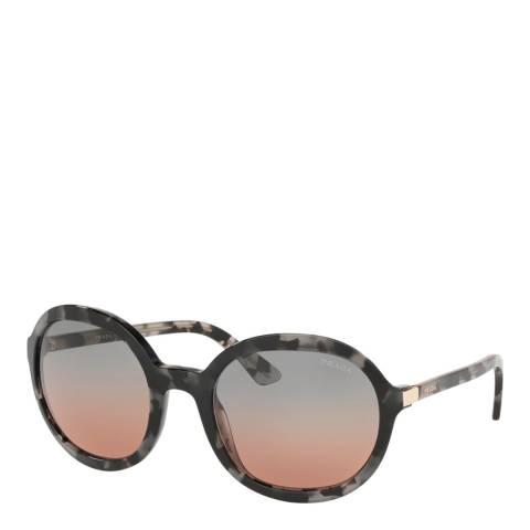 Prada Women's Tortoiseshell Sunglasses 56mm