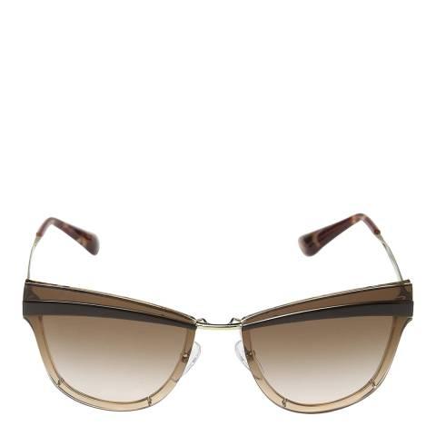 Prada Women's Brown Sunglasses 65mm