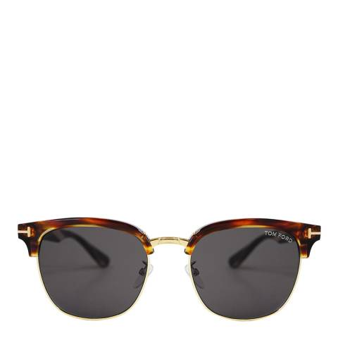 Tom Ford Women's Brown/Grey Tom Ford Sunglasses 56mm