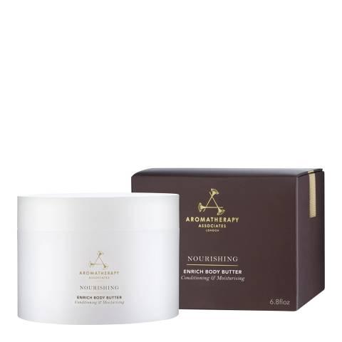 Aromatherapy Associates Nourishing Enrich Body Butter, 200ml