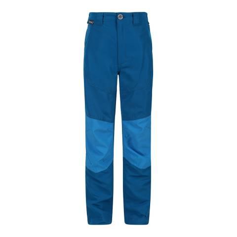 Regatta Petrol/Aster Blue Sorcer IV Mountain Trousers