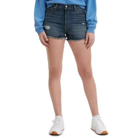 Levi's Blue 501® Original Shorts