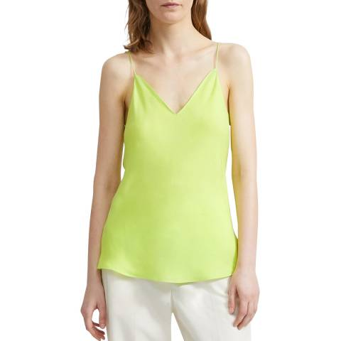 Theory Green Easy Slip On Top