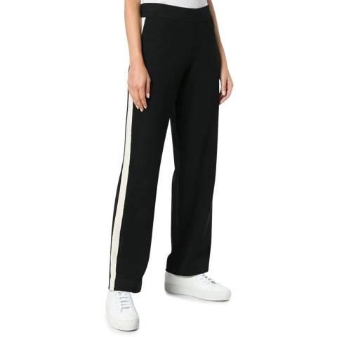 Theory Black Athletic Lounge Pants
