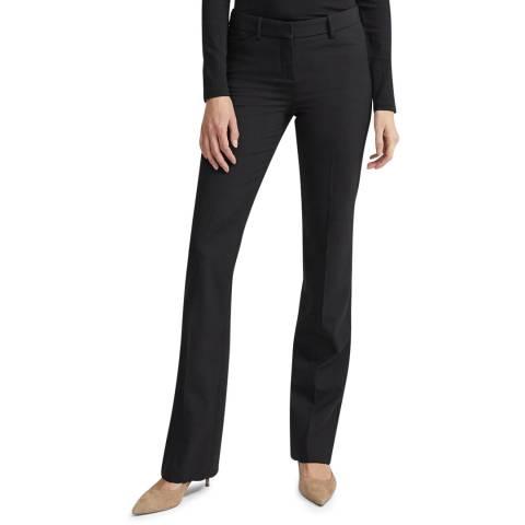 Theory Black Slim Fit Custom Max 2 Trousers