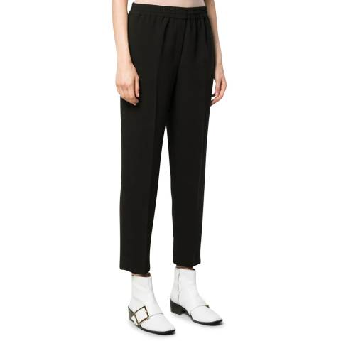 Theory Black Classic Easy Fit Trousers