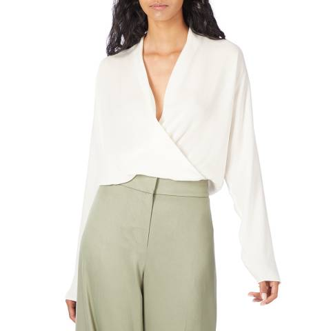 Theory LS COMBO TOP.SILK CO