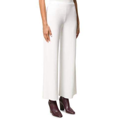 Theory White Lounge Pants