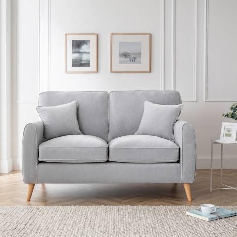Cozey The Oscar 2 Seater Sofa, Manhattan Ice