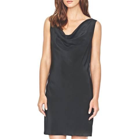 Gottex Black Sea Romance Drape Dress