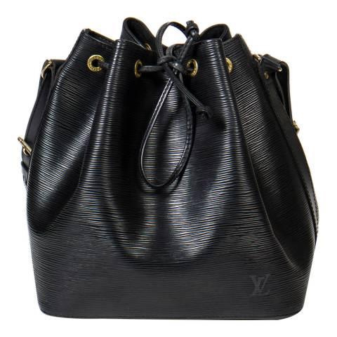 Louis Vuitton Black Noe Shoulder Bag