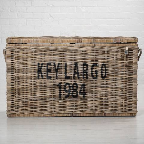 Maine Furniture Co. Key Largo Console Trunk - Large
