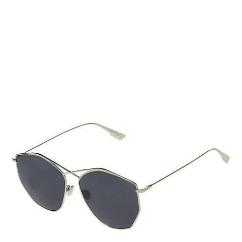 Dior Women's Blue/Silver Dior Sunglasses 59mm