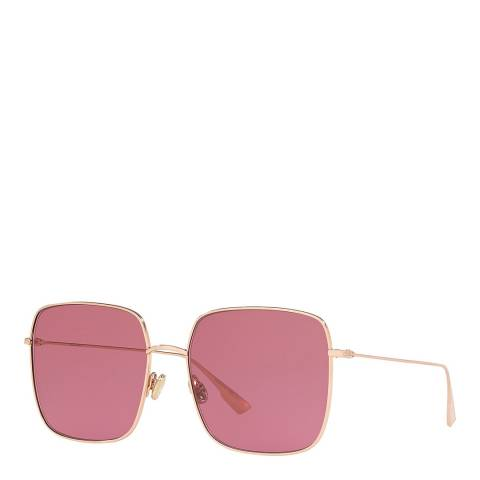Dior Women's Pink Dior Sunglasses 59mm