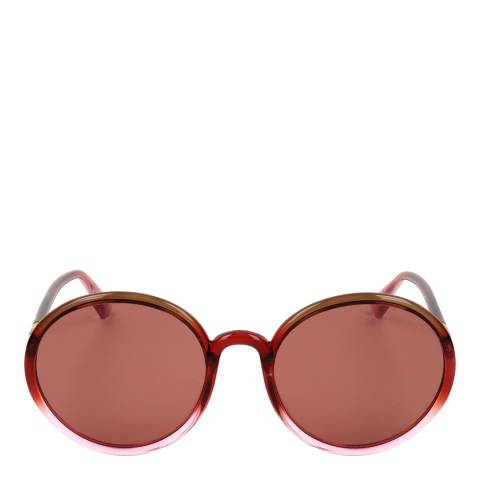 Dior Women's Brown/Pink Dior Sunglasses 52mm