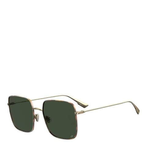 Dior Women's Brown/Gold Dior Sunglasses 54mm