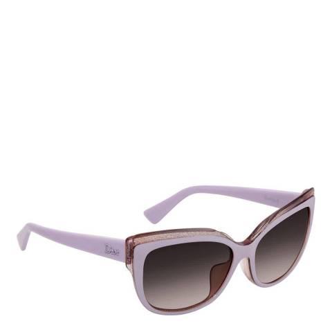 Dior Women's Lilac Dior Sunglasses 58mm