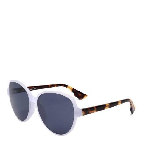 Dior Women's Lilac Havana Dior Sunglasses 58mm