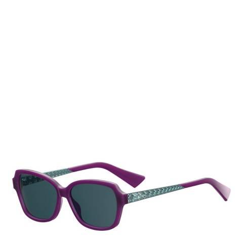 Dior Women's Violet/Blue Dior Sunglasses 56mm