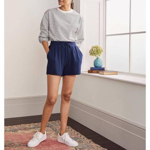 Boden Blue Margot Shorts