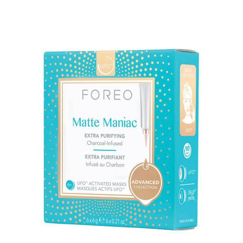 FOREO UFO Masks Advanced Collection Matte Maniac