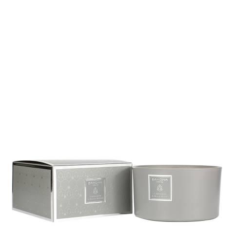 Bahoma Ash Cardamom/Black Honey Fragranced 3 Wick Candle