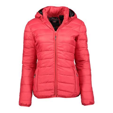 Anapurna Red Lightweight Padded Jacket