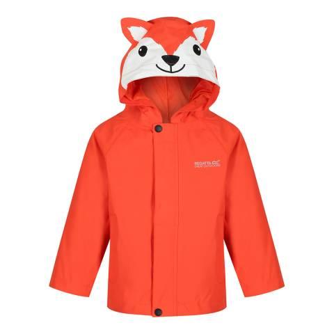 Regatta Fox Animal Print Waterproof Jacket