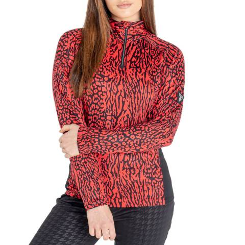 Dare2B Floral Insulated Luxe Stretch Jacket