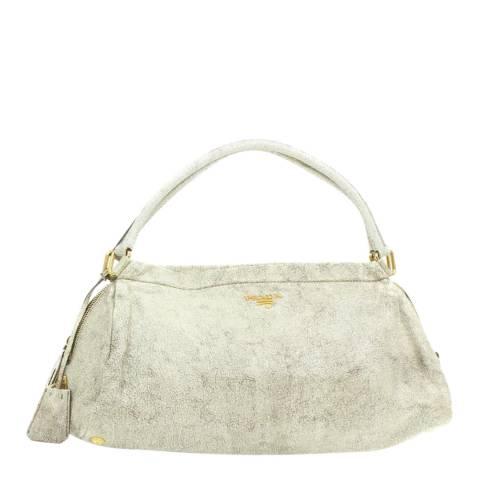 Prada Grey Shoulder bag