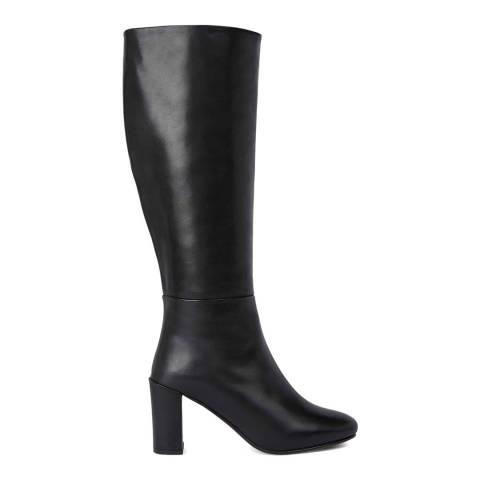 Hobbs London Black Anastasia Knee Boots