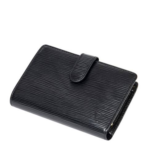 Louis Vuitton Black French Purse