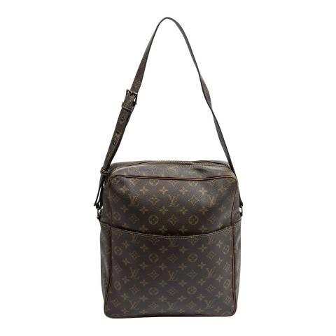 Louis Vuitton Brown Marceau Shoulder Bag