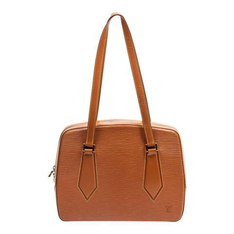 Louis Vuitton Gold Voltaire Shoulder Bag