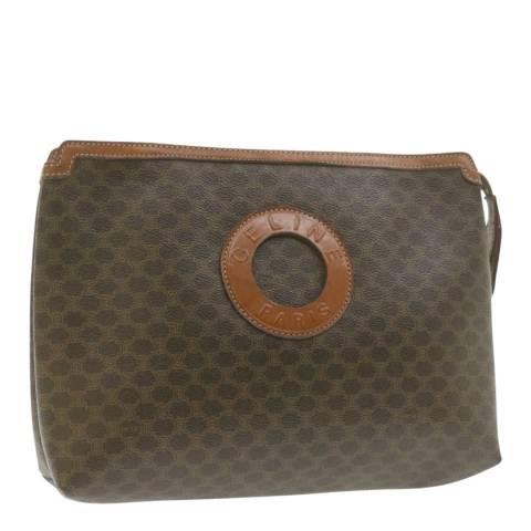 Celine Brown Celine Clutch Bag