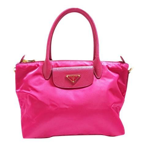Prada fuchsia Prada Handbag