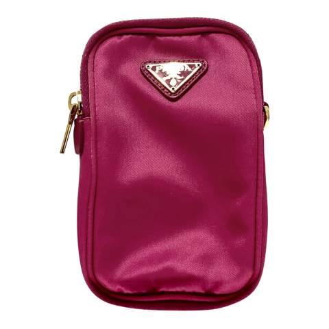 Prada Pink Prada Wallet