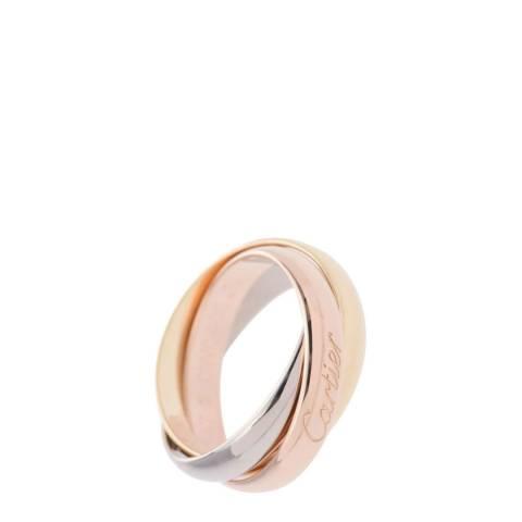 Cartier Gold Cartier Trinity Ring