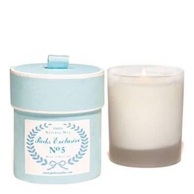 Parks London Olive/Franincense Exclusive Candle No 5 30cl