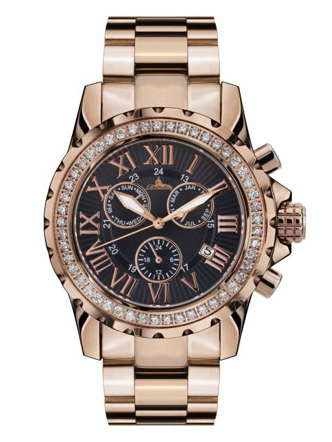 Richtenburg Women's Rose Gold Romantica Watch