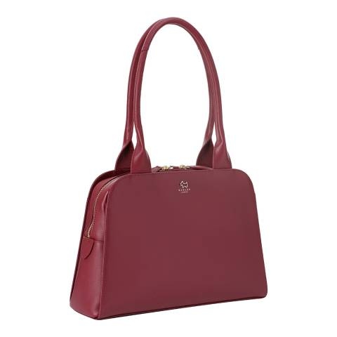 Radley Berry Millbank Medium Zip Top Tote Bag