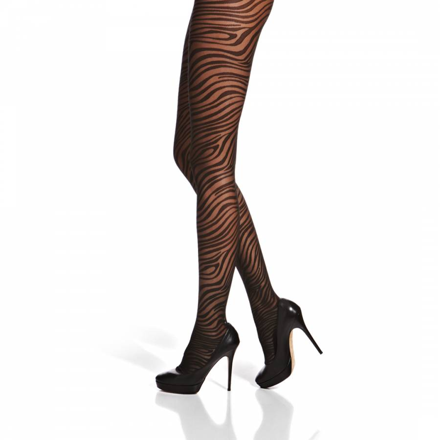 e9c4cbb45 Black Luna Tights - BrandAlley